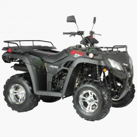 Italika Cuatrimoto ATV 250CC Negra