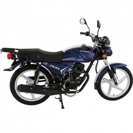 ITALIKA FT 125 TS Azul - Envío Gratuito