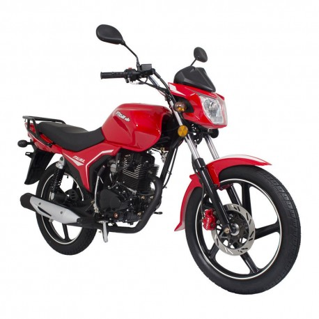 Motocicleta de Trabajo Italika FT150 GTS Rojo - Envío Gratuito