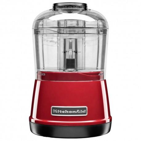 Kitchen Aid Combo: Licuadora 5V + Chopper 2V – Rojo