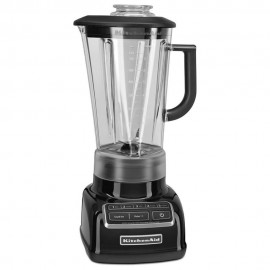 KitchenAid Licuadora 5V Diamante KSB1575OB Negro