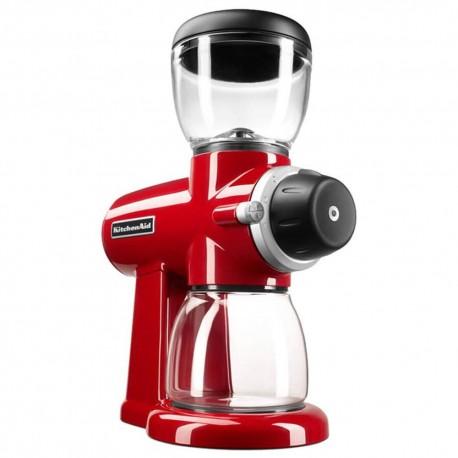 Kitchen Aid Molino para Cafetera KCG0702ER - Rojo - Envío Gratuito