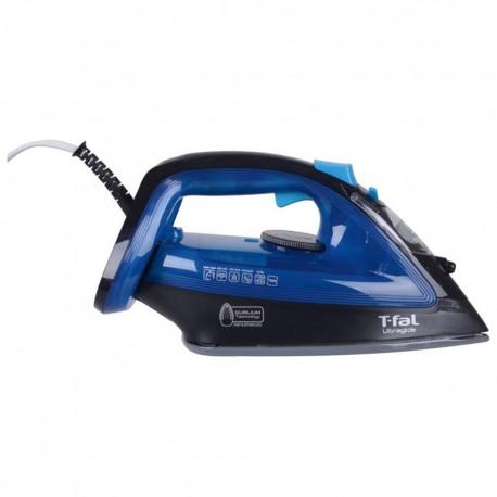 T-Fal Plancha de vapor FV4025X0 - Negro/Azul - Envío Gratuito