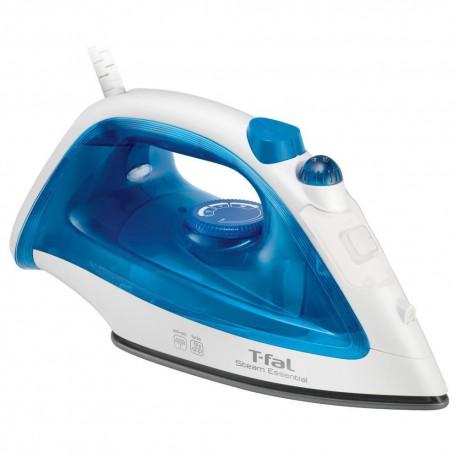 Plancha de Vapor T-Fal Azul con blanco FV1036X0 - Envío Gratuito