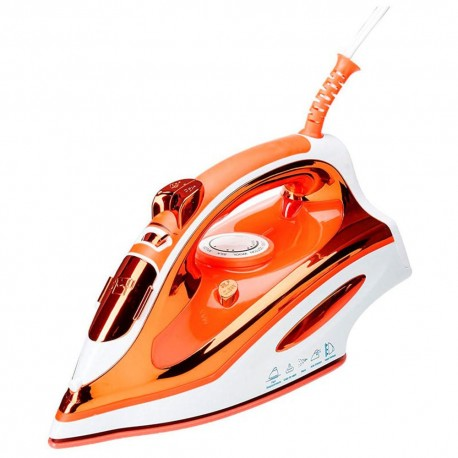 Man Plancha de Vapor PC0 203B Naranja - Envío Gratuito