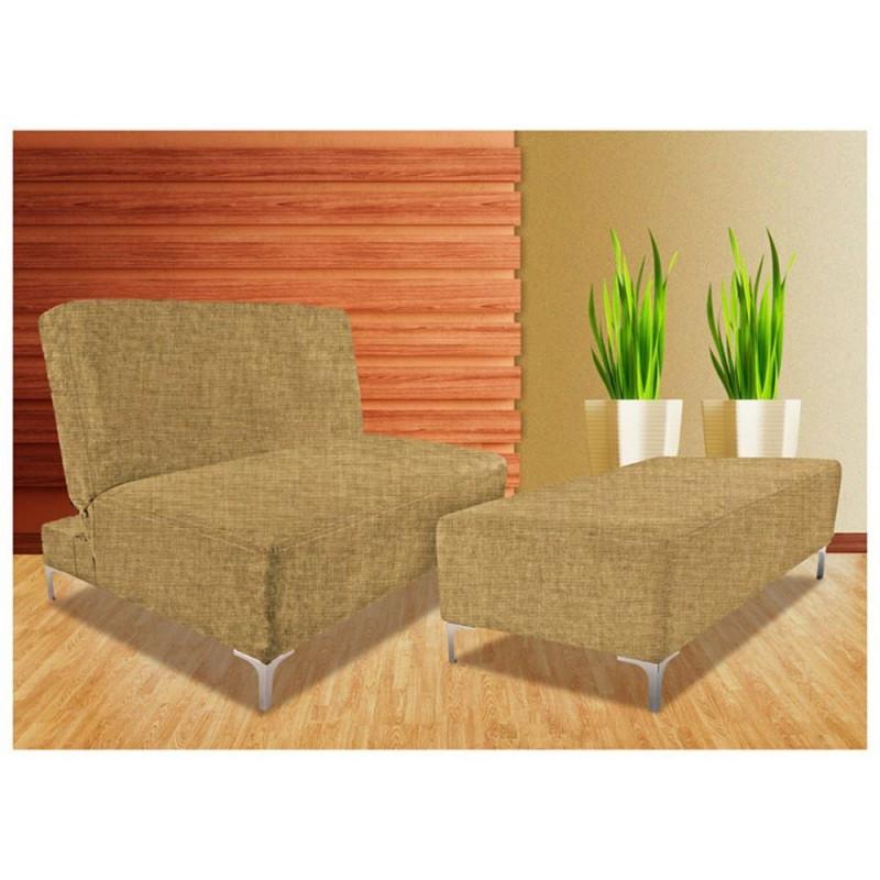 Sof cama individual odessa beige for Sofa cama individual plegable mexico