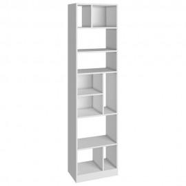 Potenzzo Estante Decorativo Contemporáneo Blanco - Envío Gratuito