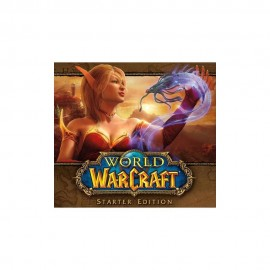 World of Warfcraft Started Edition PC