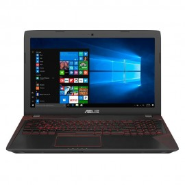 Laptop Asus FX553VD DM056T Intel Core i5 RAM 8GB DD 1TB W10 LED 15 6   Negro - Envío Gratuito