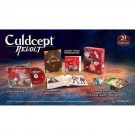 Culdcept Revolt Limited Edition Nintendo 3DS - Envío Gratuito