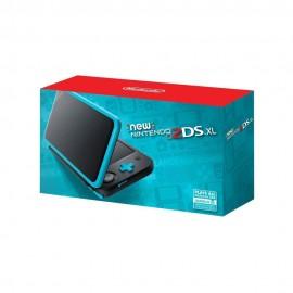 Consola New Nintendo 2DS XL Black Turquoise - Envío Gratuito