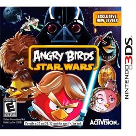 Angry Brids Star Wars Nintendo 3DS - Envío Gratuito