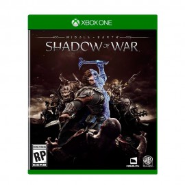 Middle Earth: Shadow of War Xbox One - Envío Gratuito