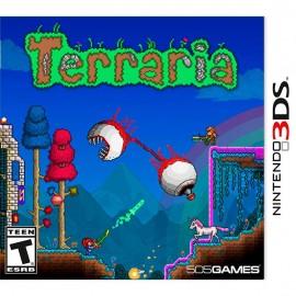 Terraria Nintendo 3DS - Envío Gratuito
