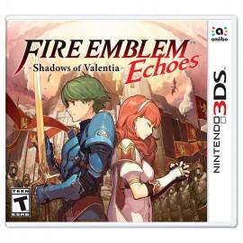 Fire Emblem Echoes Shadows of Valentia Nintendo 3DS - Envío Gratuito