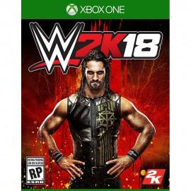 WWE 2K18 Xbox One - Envío Gratuito