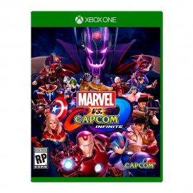 Marvel VS Capcom: Infinite Xbox One - Envío Gratuito