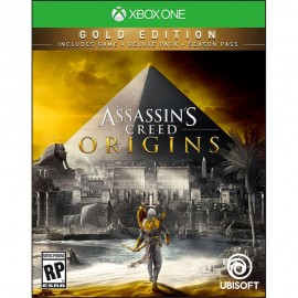 Assassin's Creed: Origins Gold Xbox One - Envío Gratuito