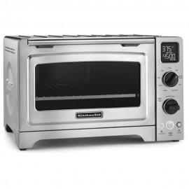 "Kitchen Aid Horno Eléctrico Digital 12"" KCO273SS - Acero Inoxidable"