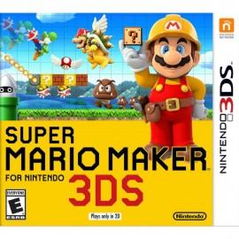 Super Mario Maker Nintendo 3DS - Envío Gratuito