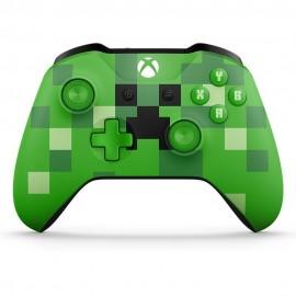 Control Inalámbrico Xbox One Edición Especial Minecraft Creeper - Envío Gratuito