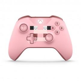 Control Inalámbrico Xbox One Edición Especial Minecraft Pig - Envío Gratuito