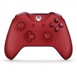 Xbox One Control Inalámbrico Rojo - Envío Gratuito