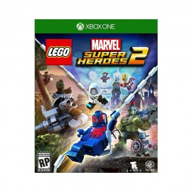 Lego Marvel Super Hero 2 Xbox One - Envío Gratuito