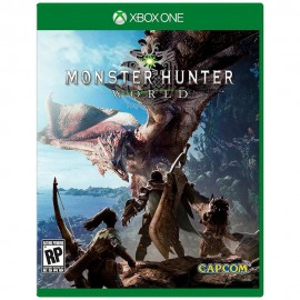 Monster Hunter: World Xbox One - Envío Gratuito