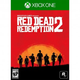 Red Dead Redemption 2 Xbox One - Envío Gratuito