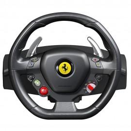 Volante Ferrari 458 Italia Racing Wheel Xbox 360