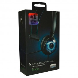 Audifonos Afterglow Xbox 360