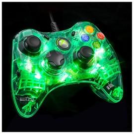 Control Alámbrico Afterglow Xbox 360 - Envío Gratuito