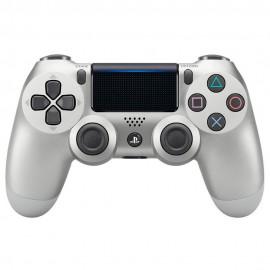Control Inalámbrico DualShock 4 Plateado PS4 - Envío Gratuito