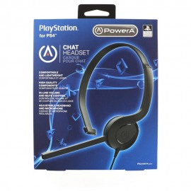 Diadema Chat Headset PS4