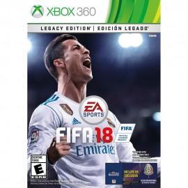 FIFA 18 Xbox 360 - Envío Gratuito