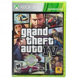 Gta IV Xbox 360 - Envío Gratuito