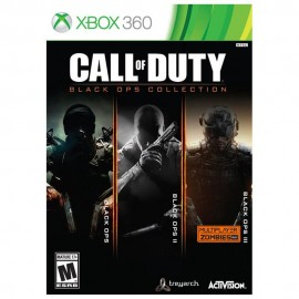 Call of Duty: Trilogía Black Ops Xbox 360