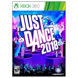 Just Dance 2018 Xbox 360 - Envío Gratuito