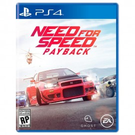 Need For Speed Payback PS4 - Envío Gratuito