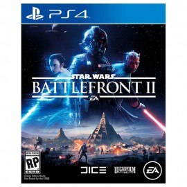 Star Wars Battlefront 2 PS4 - Envío Gratuito