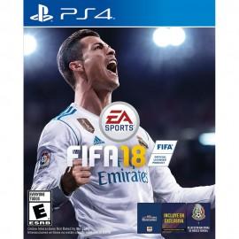 FIFA 18 PS4 - Envío Gratuito