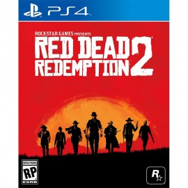 Red Dead Redemption 2 PS4 - Envío Gratuito