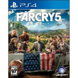 Far Cry 5 PS4 - Envío Gratuito
