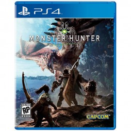 Monster Hunter  World PS4 - Envío Gratuito