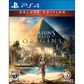 Assassin's Creed: Origins Deluxe PS4