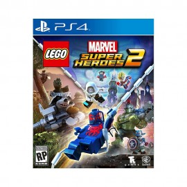 Lego Marvel Super Hero 2 PS4 - Envío Gratuito