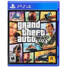 Grand Theft Auto V PS4 - Envío Gratuito