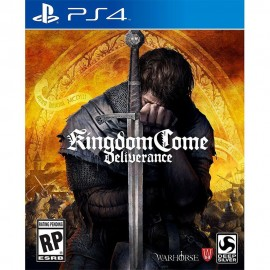 Kingdom Come  Deliverance PS4 - Envío Gratuito