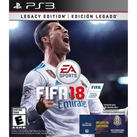 FIFA 18 PS3 - Envío Gratuito
